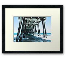 Henley-on-Jetty Framed Print