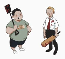 Shaun of the Dead by macbethoff