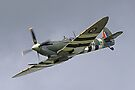 Spitfire MH 434 - Dunsfold 2014 by Colin J Williams Photography