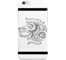 """Brand New """"Good to Know"""" iPhone Case/Skin"""