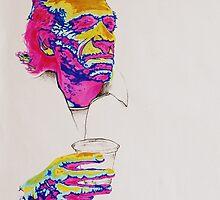 Bukowski #3 by r4chus