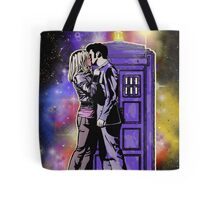 The Doctor With One Heart Tote Bag