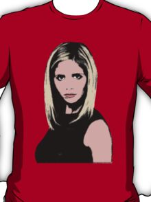 Pop Art Buffy T-Shirt