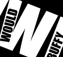 WWBD Sticker