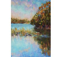 Lake Cathie late afternoon Photographic Print