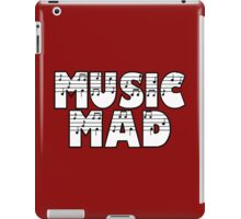 SOLD - MUSIC MAD iPad Case/Skin