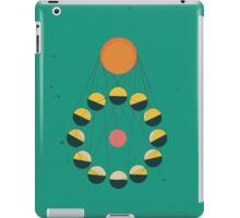 SUN+MOON+EARTH iPad Case/Skin