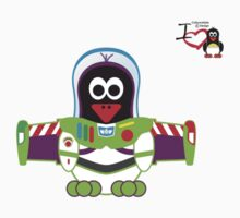Hero/Icon Penguin - Buzz Lightyear by jimcwood