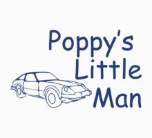 Poppy's Little Man by Steven de Santa-ana