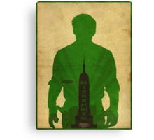 Booker Dewitt cool design Bioshock infinite Canvas Print