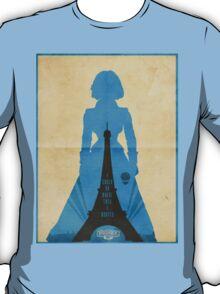 Elizabeth cool design Bioshock infinite T-Shirt