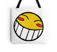 Cowboy Bebop Radical Ed Smiley Face Tote Bag