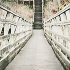 Wooden Bridge by Errne