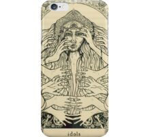 idols iPhone Case/Skin