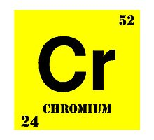 Chromium Photographic Print