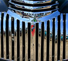 Chrome reflections by TJSPictures