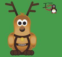 Christmas Penguin - Donner Kids Clothes