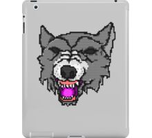 Hotline Miami dennis wolf mask iPad Case/Skin