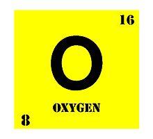 Oxygen Photographic Print