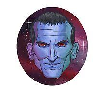 Doctor Who- Nine by Ian Fay