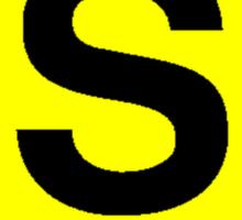 Sulphur Sticker
