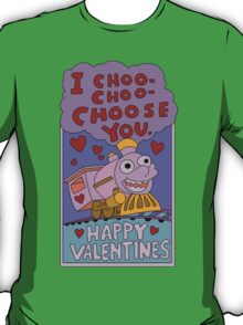 The Simpsons: I choo choo choose you T-Shirt
