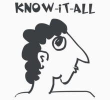 know-it-all - women's secrets, neighbor, meme, comic, cartoon, fun, funny by fuxart