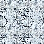 Gallifrey Symbols by Tracey Gurney