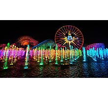 The Wonderful World of Color Photographic Print