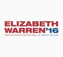 Elizabeth Warren For President by Justin Russell