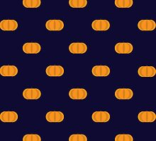 Pumpkin Patch Pattern by Zawaser