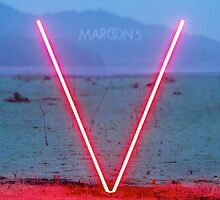Maroon 5 - V by Hollie512