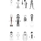 Timelord recognition guide (white) by mime666