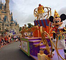 Disney Magic Kingdom Move It! Shake It! Celebrate It! Dance Party Parade!  by BrandonBalasco