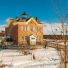 SAUGERTIES LIGHTHOUSE by RGHunt