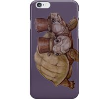 Terrapin Terror Twins iPhone Case/Skin