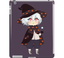 Clear Witch iPad Case/Skin