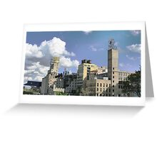 Mill City History, Mill City Museum Greeting Card