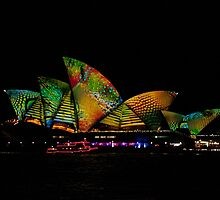 SYDNEY OPERA HOUSE by gus72