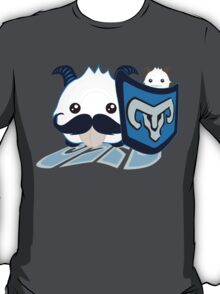 Braum Poro - League of Legends T-Shirt