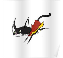Super Cat to save the Day! Poster