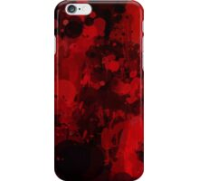Blood iPhone Case/Skin