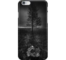 On the wrong side of the lake 3 iPhone Case/Skin
