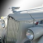 1940 Packard Super 8 160 Convertible Coupe by DaveKoontz