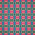 Colorful Pattern of Symmetry by perkinsdesigns
