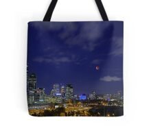 Lunar Eclipse - Perth Western Australia  Tote Bag