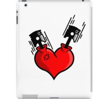 Heart Engine (4) iPad Case/Skin