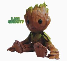 I AM GROOT by UniversalShirts