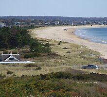 east beach watch hill, ri by Maureen Zaharie