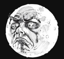 Angry Moon by Ron Ott